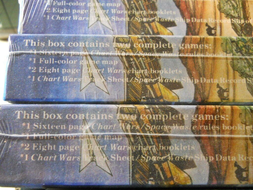 Grafico Guerras spazio Rifiuti Gioco Sigillato 1992 Edizione Limitata Limitata Limitata  19 Guerra 5a6e90