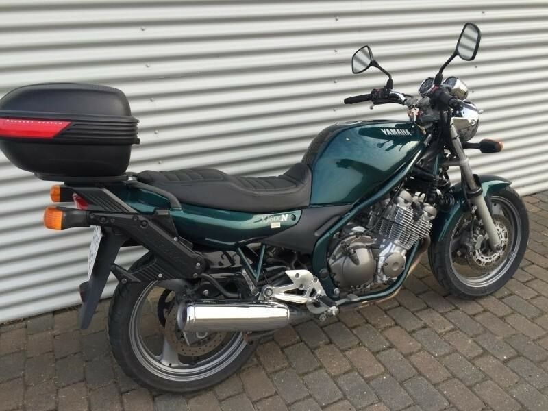 Yamaha, XJ 600 Diversion, 600