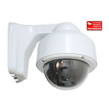 CCTV Outdoor Dome CCD Surveillance Security Camera Integrate Varifocal Lens 1Z5