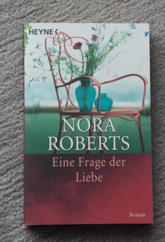 1 von 1 - Eine Frage der Liebe, Band 40540 von Nora Roberts TB NEU