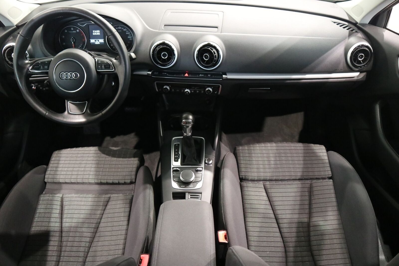 Audi A3 1,4 TFSi 122 Ambition Sportback  S-tr. - billede 12