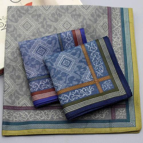 Herrentaschentücher Stofftaschentücher Baumwolle Taschentücher Taschentuch