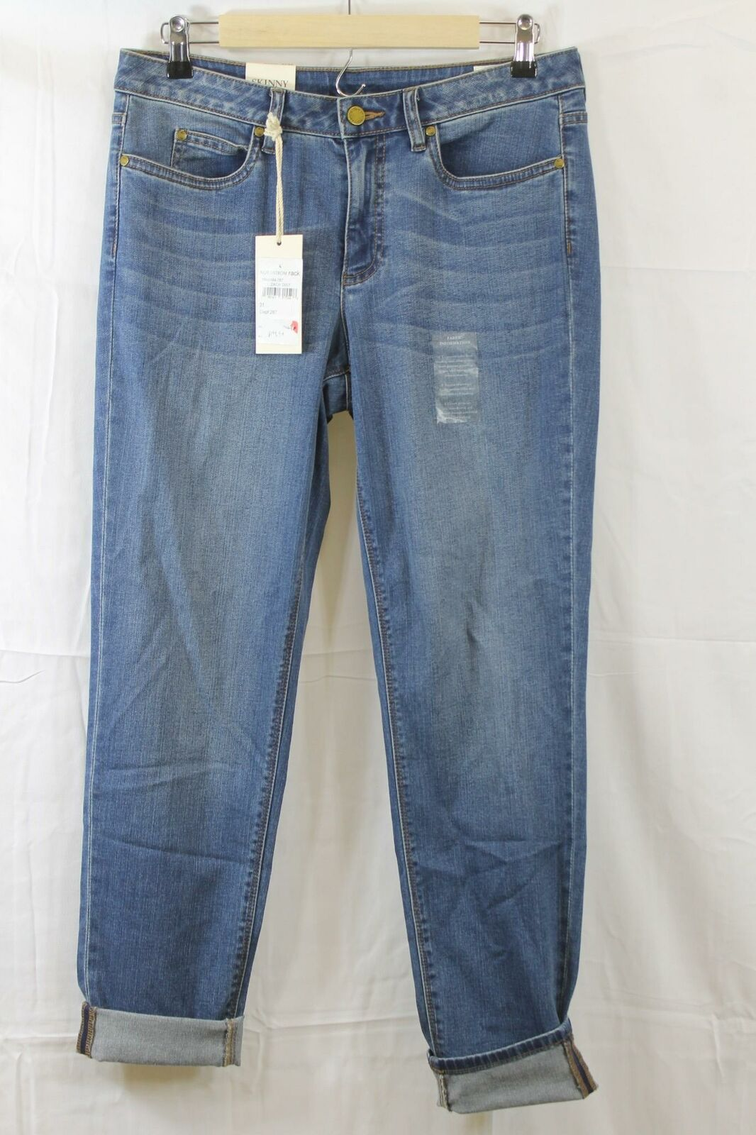 Womens Two By Vince Camuto Jeans Size 30 10 New w Tags  200