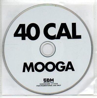 (al684) 40 Cal, Mooga - Dj Cd