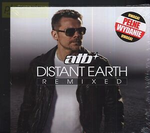 ATB-Distant-Earth-REMIXED-2-CD-POLISH-edition-sealed