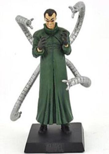 Eaglemoss Marvel Figurine Lead Metal Doctor Octopuss #06