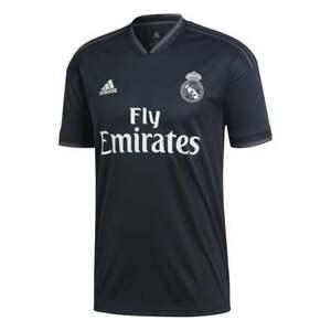 e66bddb14 Adult M adidas Real Madrid Away Shirt 2018-19 MODRIC 10 UCL CWC Badges Rm17