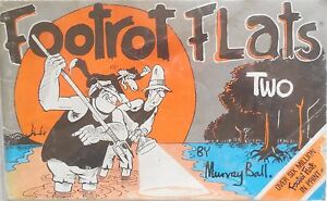FUMETTO-FOOTROT-FLATS-TWO-BY-MURRAY-BALL-1987-ORIN-BOOKS