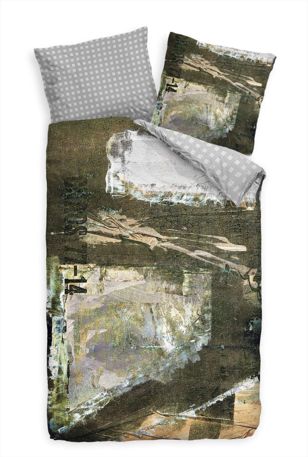 Bettwäsche Set 135x200 cm  80x80cm hochwertige Atmungsaktive Hypoallergen | Exquisite Handwerkskunst