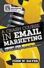 A Crash Course in Email Marketing for Small and Medium-Sized Businesses by John W. Hayes (Paperback, 2013)