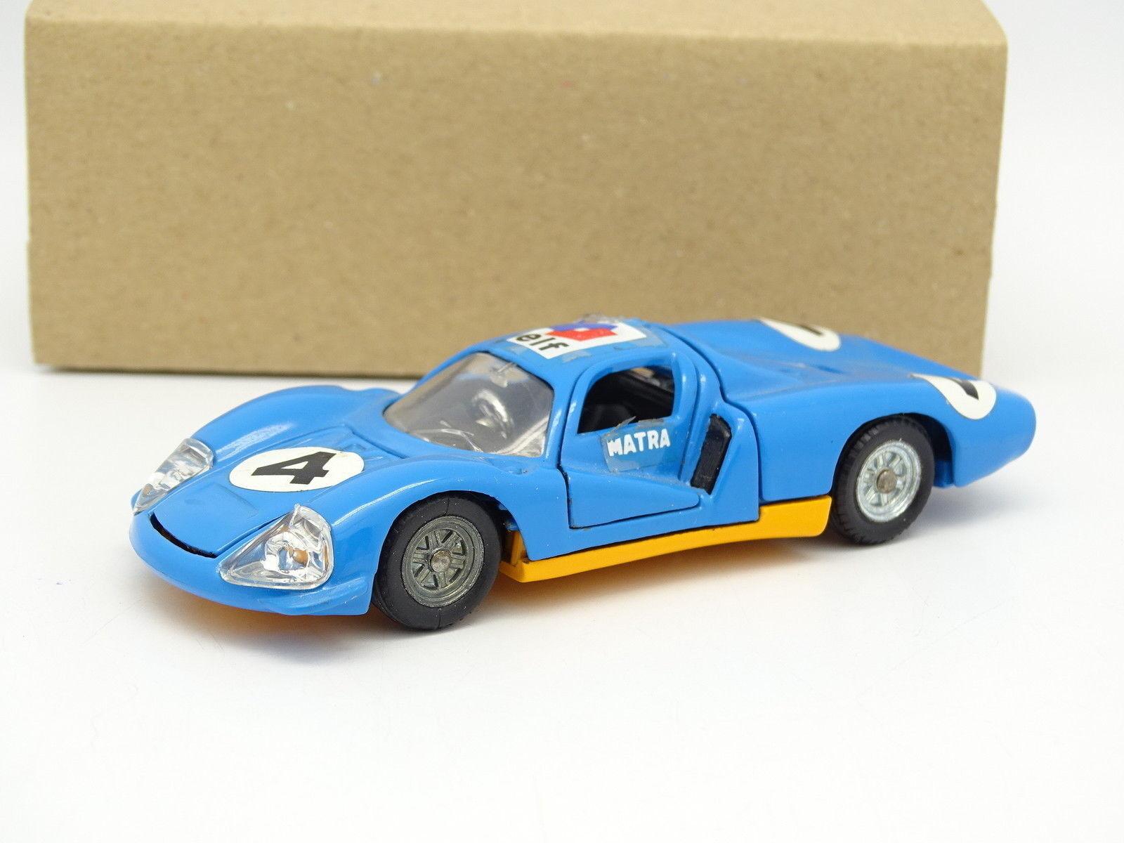 la mejor oferta de tienda online PoliJuguetes 1 43 - Matra Sports 630 N° N° N° 4 Le Mans N° 595  el más barato