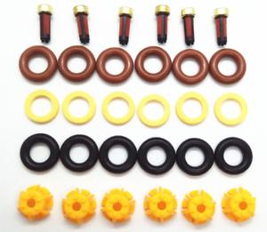 Kit de Réparation Joint Torique Filtre Nettoyant Injecteur 0280150415 0280150440