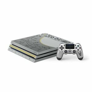 Details About Sony Playstation 4 Pro 1tb Limited Edition Console God Of War