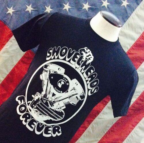 SHOVEL SHAKER TRUCKER HAT shovelhead vtg biker chopper ironhead
