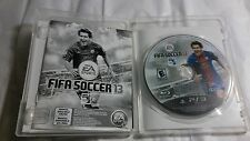 FIFA Soccer 13 2013 Sony Play Station 3 PS3 fast free shipping USED