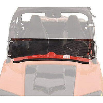 Tusk UTV Half Windshield POLARIS RZR 900 TRAIL XC XP 1000 XP4 TURBO S 1000