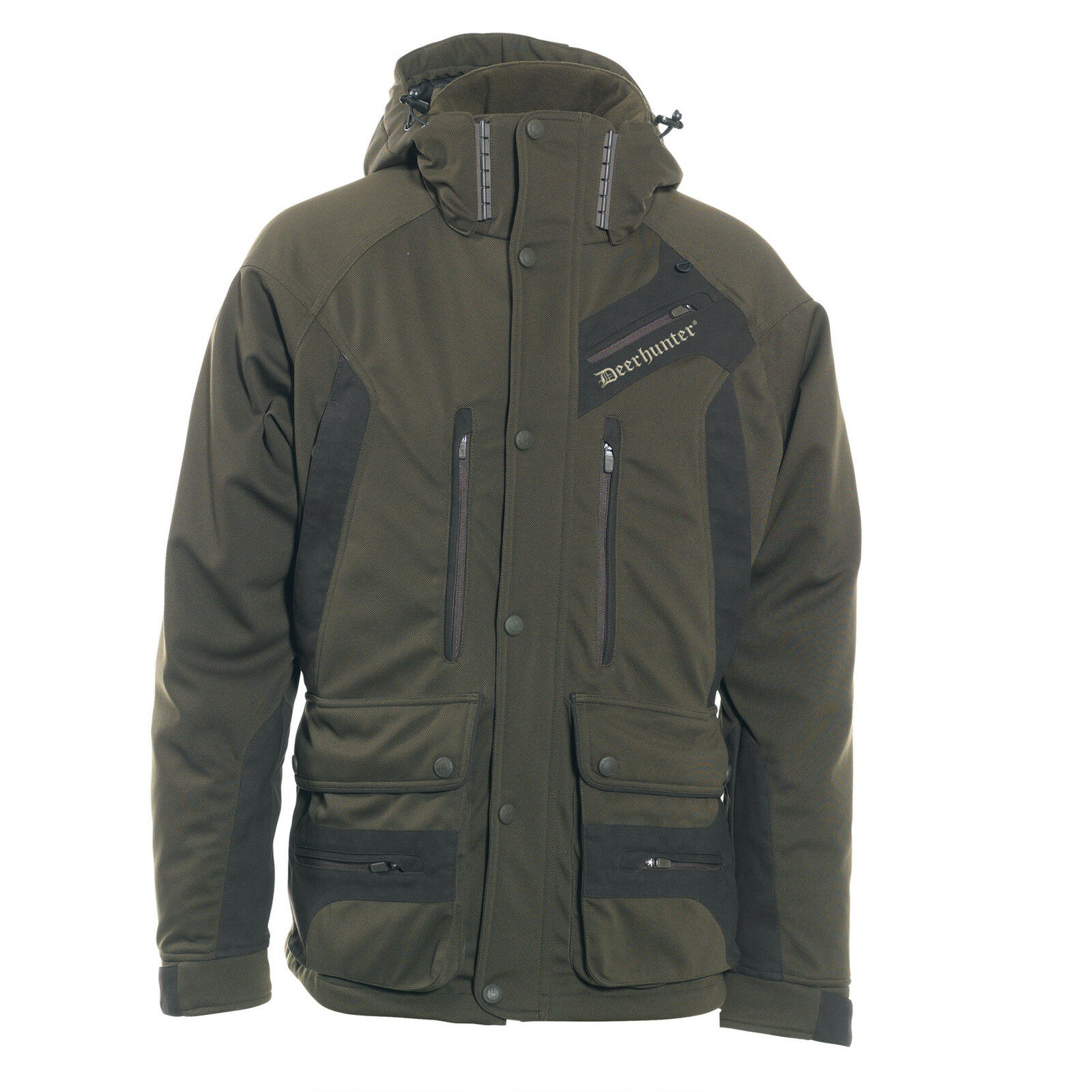 Caza chaqueta muflon brevemente M thinsulate para invierno 376-art verde Deerhunter 5822