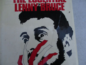 Essential Lenny Bruce Stand Up Comic Satire Humor Funny Classic