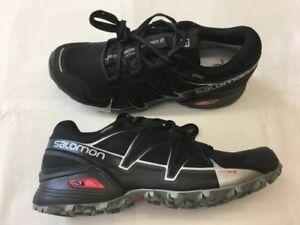 Details zu Salomon Speedcross Vario 2 GTX Trail Runningschuhe Herren black