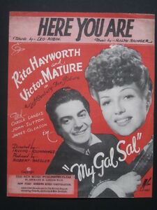 1942 hayworth mature musical