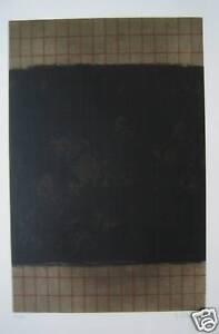 CLAUZEL JACQUES (1941) GRAVURE ORIGINALE QUADRA N° 5 gStR70Ac-09155101-288123286