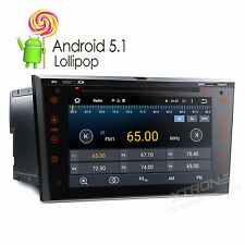 For Opel VAUXHALL Android 5.1 Car DVD/CD Player Radio Stereo GPS Navigation 2DIN