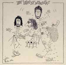 THE WHO - The Who By Numbers (LP) (180g Vinyl) (M/M) (Sealed)