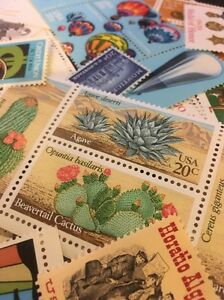 30-MNH-All-Different-20-cent-stamps