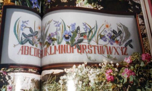 Cross-Stitch for Season  Handarbeitsbuch Kreuzstich