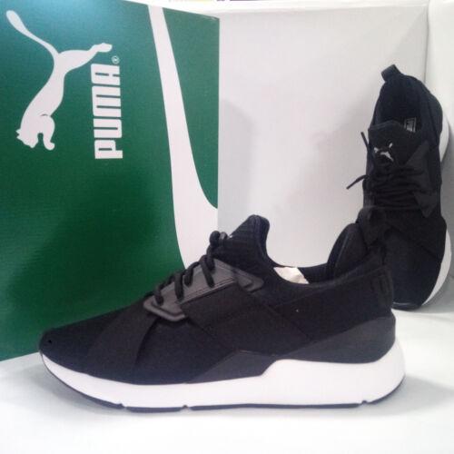 Negro Mujer Zapatos 365534 Puma Ep Muse Saint xpxwPTXq