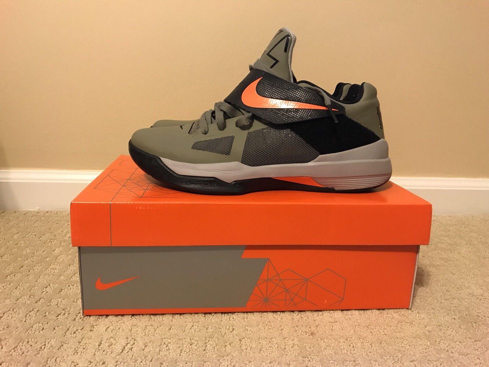Nike kevin durant 4 unbesiegte sz 9,5