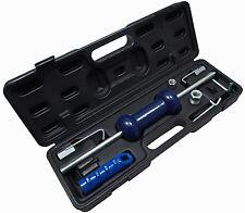 Ausbeulsatz Gleithammer 9-tlg Ausbeulwerkzeug Schlaghammer Dellenlifter Werkzeug