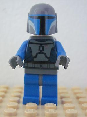 LEGO Figur Star Wars  Mandalorian sw296 Blaster lang 7914 9525 Jetpack