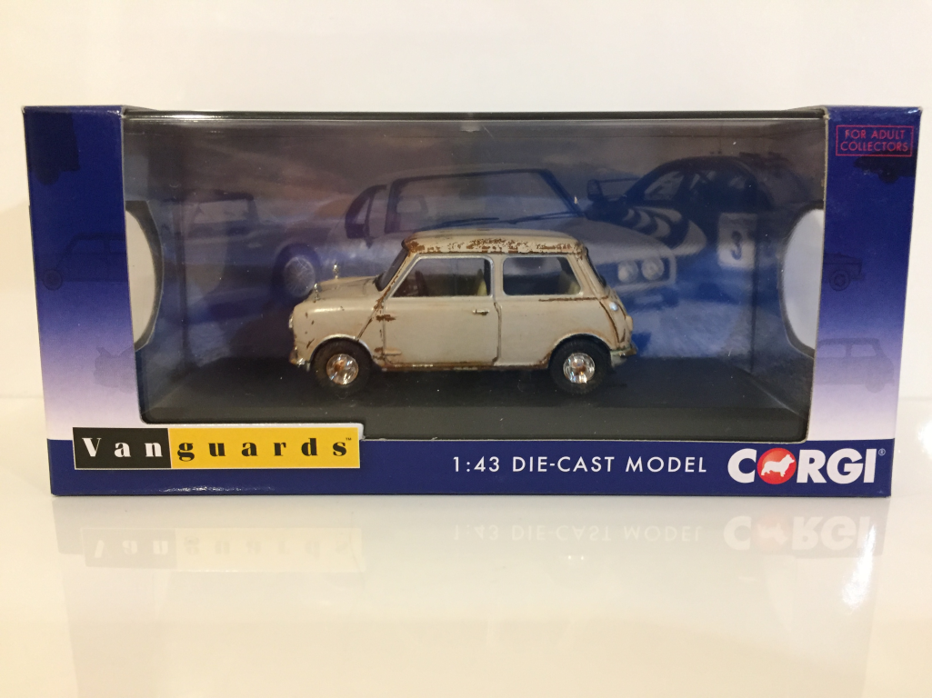 Corgi VA1316 Austin Se7en De Luxe A-A2S7 108 The 4th Oldest Survival Mini