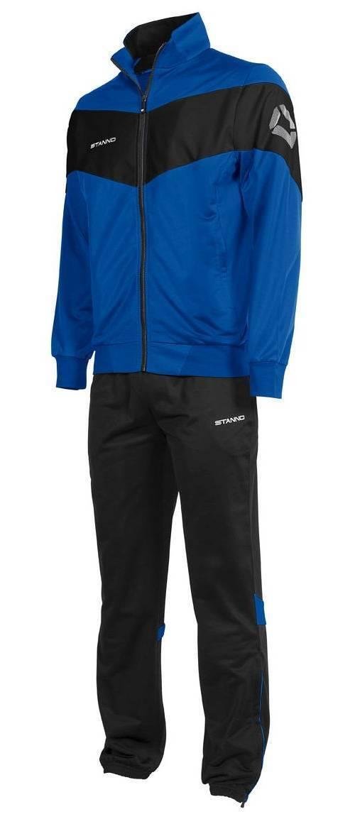 Stanno Stanno Stanno Fiero Poly Anzug Trainingsanzug royal blau-schwarz NEU 76906 ad71b5