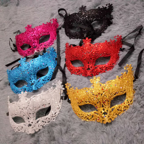 Masquerade 1PC Womens Venetian Mask Adult Ball Costume Accessory Fancy Dress