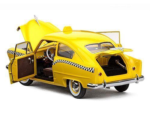 1951 kaiser henry j. taxi 1,18 sunstar 5105
