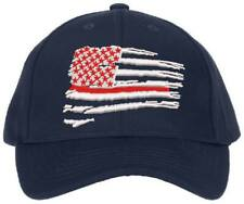 741a5c613bce8d item 2 Thin Red Line Firefighter Wavy Flag Adjustable or Flex Fit Ball Cap  Hat -Thin Red Line Firefighter Wavy Flag Adjustable or Flex Fit Ball Cap Hat