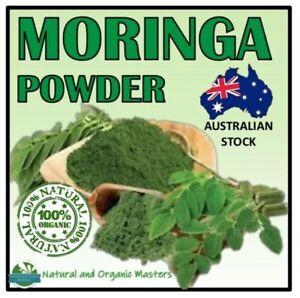 100-Certified-Organic-MORINGA-OLEIFERA-Leaf-Powder-Premium-Quality