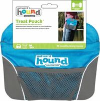 Outward Hound Treat Pouch Quick Access Dog Training Bait Bag Blue