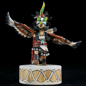 recipe: hopi eagle dancer kachina [23]