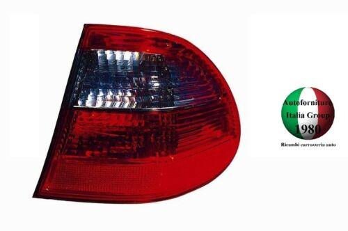 FANALE FANALINO STOP POSTERIORE DX EST MERCEDES CLASSE E W211 02/>06 S//W ELEGANCE