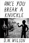 Once You Break a Knuckle by D W Wilson (Paperback / softback, 2014)