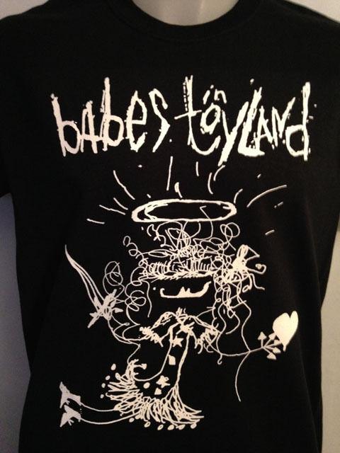 Babes in toyland, 90's grunge, nirvana, Silverfish, L7, Tad,
