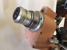 American Optical Lensometer In Vintage Pink Retro Medical Industrial Decor
