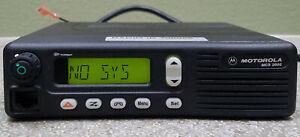 Details about Motorola MCS2000 M01HX+912W M01WGL4PW4CN Mobile Radio 900MHz  (896-941 MHz) 48CH