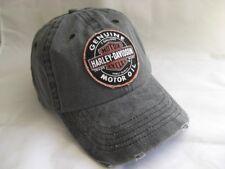 4103a46fa1d Harley-Davidson Men s Black Label Core Embossed Patch Trucker Cap ...