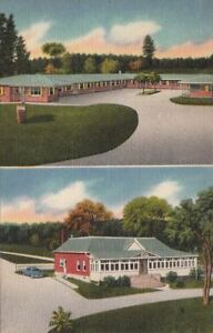 Postcard-Motel-Hill-View-Woodstock-NB-Canada