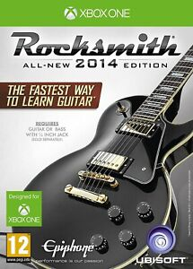 Rocksmith-2014-Edition-with-Real-Tone-Cable-XBOX-One-1-Original-UK-Release-Mint