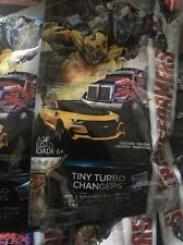 Transformers The Last Knight Series 1x TINY TURBO CHANGERS MYSTERY PACKS